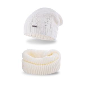 Комплект: шапка и шарф-снуд PaMaMi 3330736